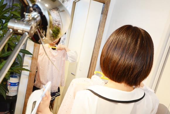 衣装選び1